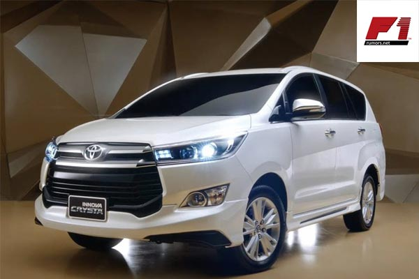 Generation ต่อไปของ Toyota Innova วางระบบไฮบริดแผนเครื่องยนต์ดีเซล