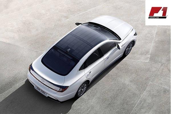ท้าชนแดดเมืองไทยกลับหลังคาโซล่าเซลล์ กับ 2020 Hyundai Sonata Hybrid