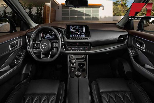 ยลโฉม New Nissan X-Trail 2020 เปิดตัวครั้งแรกที่สหรัฐอเมริกา F1rumors Car Bigbike Motorsport New Nissan X-Trail 2020