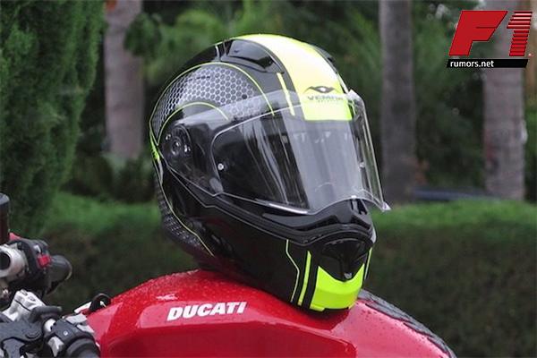 หมวกกันน็อกทั้ง 5 ใบประจำปี 2020 ที่นักบิดต้องมี F1rumors Car Bigbike Motorsport แนะนำหมวกกันน็อก