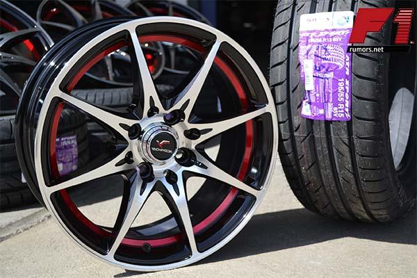เทคนิคในการเลือกล้อแม็กให้เข้ากับไลฟ์สไตล์ของคุณ F1rumors Car Bigbike Motorsport การเลือกล้อแม็ก