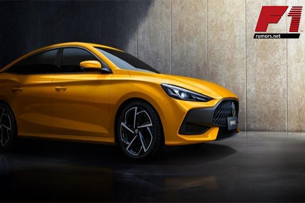 All New MG 5 ปี 2021 รถยนต์ Compact sedan ใหม่ เปิดตัวแล้วที่งานปักกิ่งมอเตอร์โชว์ในจีน F1rumors Car Bigbike Motorsport AllNewMG5