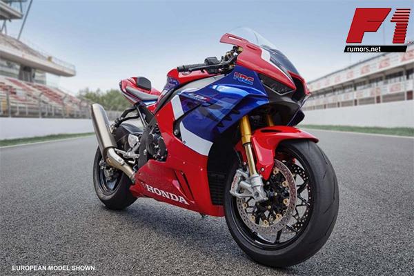 เปิดตัวใหม่ Honda CBR1000RR-R Fireblade SP 2021 F1rumors Car Bigbike Motorsport Honda CBR1000RR-RFirebladeSP2021