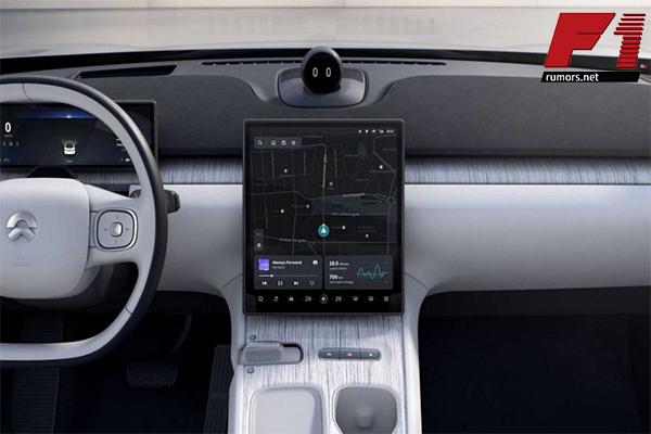 Nio ET7 2021 รถยนต์ไฟฟ้าสัญชาติจีน ขับได้ไกลถึง 1,000 กิโลเมตร F1rumors Car Bigbike Motorsport NioET72021
