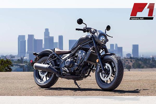 สายเท่ห์ สายชิลล์ ห้ามพลาด Honda New Rebel 1100 สวยถูกใจแน่นอน F1rumors Car Bigbike Motorsport HondaNewRebel1100