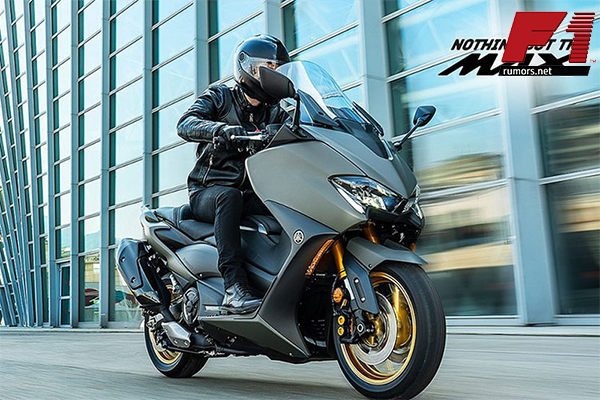 เปิดตัวอย่างเป็นทางการกับรถรุ่น Yamaha Xmax 2021 และ Yamaha Tmax 2021 จากค่าย Yamaha F1rumors Car Bigbike Motorsport Yamaha YamahaXmax2021 YamahaTmax2021